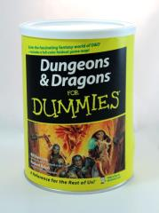 Dungeons & Dragons for Dummies - Jigsaw Puzzle (75 Pcs.)