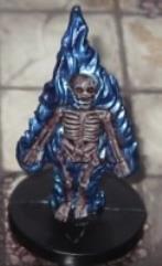 Burning Skeleton (RPGA Repaint)