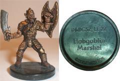 Hobgoblin Marshall (RPGA Repaint)