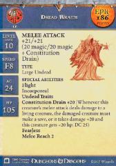 Dread Wraith (Aug 07)