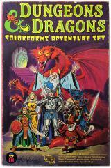 D&D Colorforms Adventure Set