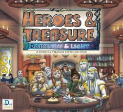Heroes & Treasure - Darkness & Light Expansion
