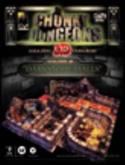 Chunky Dungeons Volume #1 -  Darkstone Halls