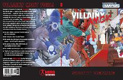 Dark Champions - Villainy Amok