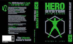 Hero System (5th Edition)