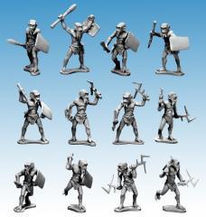 Alien Tribal Warband