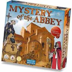 Mystery of the Abbey w/Pilgrims' Chronicles Expansion