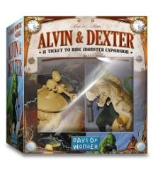 Alvin & Dexter Monster Expansion
