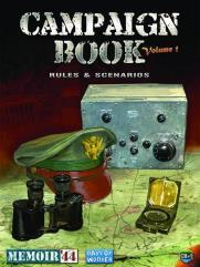 Campaign Book #1 - Rules & Scenarios