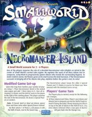 Necromancer Island Expansion (2nd Edition)