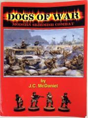 Dogs of War - Modern Skirmish Combat