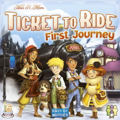 Ticket to Ride - First Journey (Europe Map)