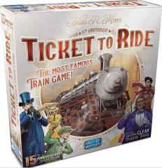 Ticket to Ride (15th Anniversary Edition)