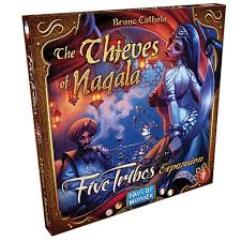 Five Tribes - The Theives of Naqala Exansion