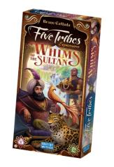 Five Tribes - Whims of the Sultan Expansion