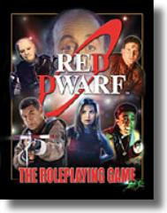 Red Dwarf (1st Printing)