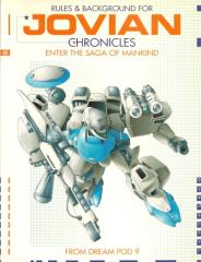 Jovian Chronicles Rulebook
