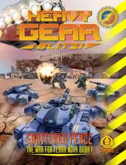War for Terra Nova, The #1 - Shattered Peace
