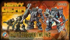 Raptor Commando Two Pack