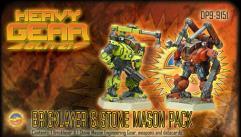 Bricklayer & Stone Mason Pack - Engineering Gears