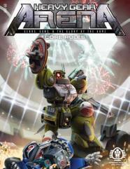 Heavy Gear Arena - Core Rulebook (Full Color Edition)