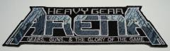 Heavy Gear Arena - Logo Patch