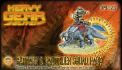 Badlands - Barnaby & Sandrider Squad Pack