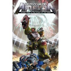 Heavy Gear Arena - Core Rulebook (Black & White)