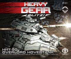 HHT-90 Overlord Hovertank