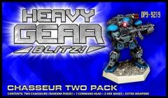 Chasseur Two Pack