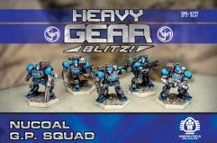G.P. Squad (1st Edition)