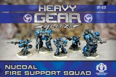 Fire Support Squad (1st Edition)