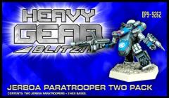 Jerboa Paratrooper Two Pack