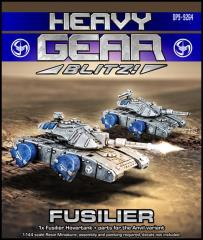 Fusilier Hovertank