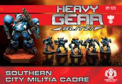 Southern City Militia Cadre (1st Edition)