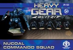 NuCoal Commando Squad
