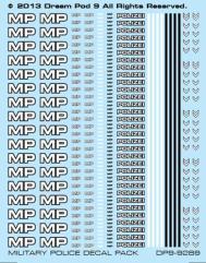 M.P. Decals Pack