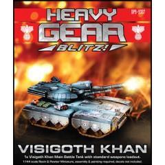 Visigoth Khan Tank