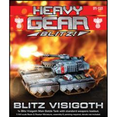 Visigoth Blitz Tank