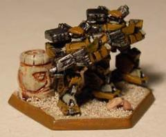 Gears Counter Pack - Fleet Scale