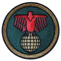 Allied Southern Territories Logo Patch