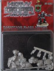 Razorfang Black Mamba (GenCon Exclusive)