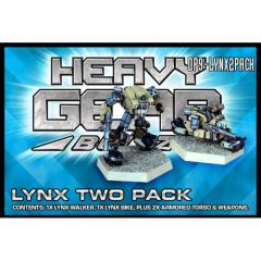 Lynx Two Pack