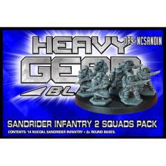 Sandrider Infantry