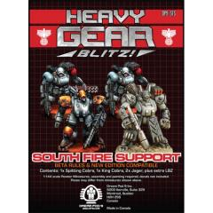 South Fire Support Squad (2nd Edition)