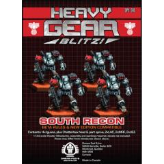 Southern Recon Cadre (2nd Edition)