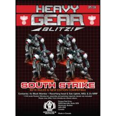 Southern Strike Squad (2nd Edition)