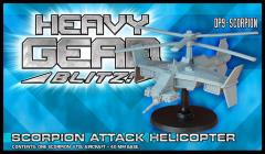 Scorpion Attack Helicopter