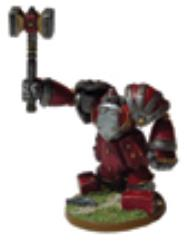 Blastfurnace Guardian Armor