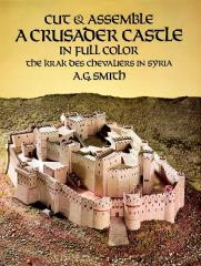 Cut & Assemble Crusader Castle